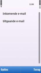 Nokia C5-03 - E-mail - e-mail instellen: POP3 - Stap 23