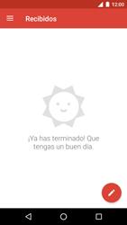 Motorola Moto G 3rd Gen. (2015) (XT1541) - E-mail - Configurar Yahoo! - Paso 6