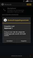 Blackphone Blackphone 4G (BP1) - Bluetooth - Headset, carkit verbinding - Stap 7