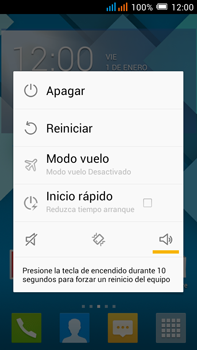Alcatel Pop C9 - Internet - Configurar Internet - Paso 32