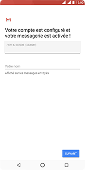 Nokia 5.1 - E-mail - Configuration manuelle (yahoo) - Étape 13