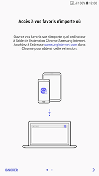 Samsung J730F Galaxy J7 (2017) (DualSIM) - Internet - configuration manuelle - Étape 24