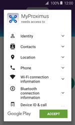 Samsung Galaxy J1 - Applications - MyProximus - Step 9