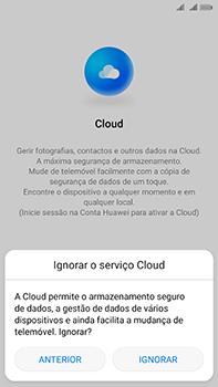 Huawei Mate 10 - Primeiros passos - Como ligar o telemóvel pela primeira vez -  19