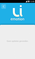 Huawei Ascend Y330 - Software update - update installeren zonder PC - Stap 8