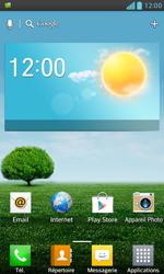 LG E975 Optimus G - Internet - Configuration automatique - Étape 3