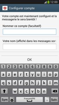Samsung Galaxy Note 3 - E-mails - Ajouter ou modifier un compte e-mail - Étape 19