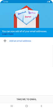 Samsung galaxy-s9-plus-android-pie - E-mail - Manual configuration (gmail) - Step 6