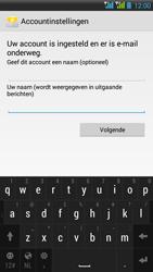 HTC Desire 516 - E-mail - Handmatig instellen - Stap 20