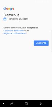 Samsung Galaxy S9 - E-mails - Ajouter ou modifier votre compte Gmail - Étape 11