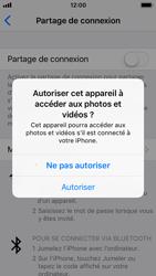 Apple iPhone SE - iOS 11 - Internet et connexion - Utiliser le mode modem par USB - Étape 5