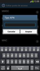 Samsung Galaxy S4 Mini - Mensajería - Configurar el equipo para mensajes multimedia - Paso 14