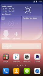 Huawei G620s - Wi-Fi - Como ligar a uma rede Wi-Fi -  1