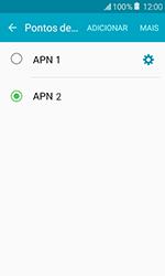 Samsung Galaxy J1 - Internet (APN) - Como configurar a internet do seu aparelho (APN Nextel) - Etapa 17