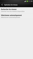 HTC One Mini - Réseau - utilisation à l'étranger - Étape 9