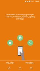 Wiko U-Feel Lite - E-mail - Handmatig instellen (outlook) - Stap 4