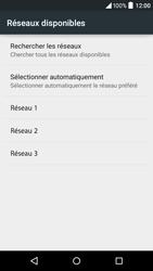 Alcatel Idol 3 (4.7) - Réseau - Utilisation à l