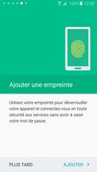 Samsung Galaxy S6 Edge - Premiers pas - Créer un compte - Étape 29