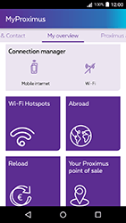 Acer Liquid Z530 - Applications - MyProximus - Step 17