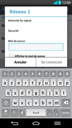 LG G2 - Internet et connexion - Accéder au réseau Wi-Fi - Étape 8