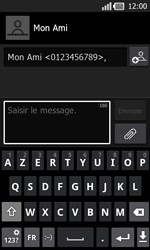 LG P940 PRADA phone by LG - MMS - envoi d'images - Étape 5