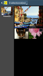 Samsung Galaxy S4 - Photos, vidéos, musique - Envoyer une photo via Bluetooth - Étape 7