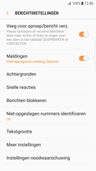 Samsung Galaxy S7 Edge - Android N - SMS - Handmatig instellen - Stap 6