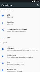 Nokia 8 - Internet - Configuration manuelle - Étape 6