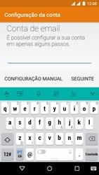 Wiko Rainbow Jam DS - Email - Configurar a conta de Email -  6