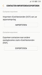 Samsung Galaxy S7 - Android N - Contacten en data - Contacten kopiëren van toestel naar SIM - Stap 12