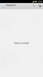 Sony LT28h Xperia ion - E-mail - E-mails verzenden - Stap 4