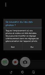 Sony Xpéria E1 Dual - Photos, vidéos, musique - Créer une vidéo - Étape 4