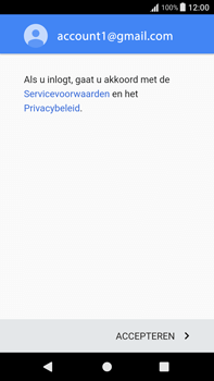 Sony Xperia XA1 Plus (G3421) - E-mail - 032a. Email wizard - Gmail - Stap 14