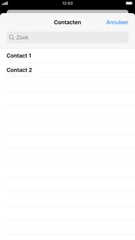 Apple iPhone 7 Plus - iOS 13 - MMS - afbeeldingen verzenden - Stap 6