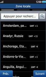 Samsung Wave 2 - Premiers pas - Créer un compte - Étape 4