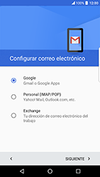 BlackBerry DTEK 50 - E-mail - Configurar Gmail - Paso 8