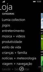 Nokia Lumia 530 - Aplicações - Como pesquisar e instalar aplicações -  10