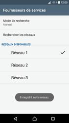 Sony Xperia XA1 - Réseau - Utilisation à l