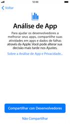 Apple iPhone 8 - Primeiros passos - Como ativar seu aparelho - Etapa 26
