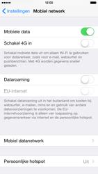 Apple iPhone 6 - Netwerk - Wijzig netwerkmodus - Stap 5