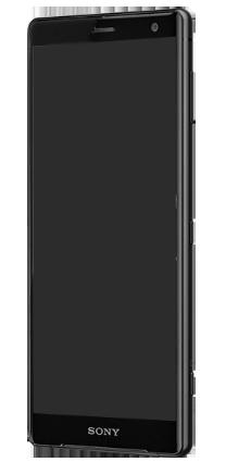 Sony Xperia XZ2 - Premiers pas - Découvrir les touches principales - Étape 2