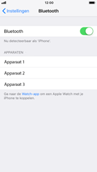 Apple iPhone 6s - iOS 12 - Bluetooth - koppelen met ander apparaat - Stap 7