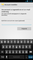 Huawei Ascend P1 LTE - E-mail - Handmatig instellen - Stap 17