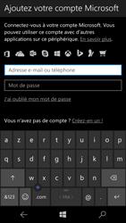 Microsoft Lumia 950 - Applications - Créer un compte - Étape 7