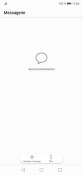 Huawei P20 lite - Contact, Appels, SMS/MMS - Envoyer un SMS - Étape 3