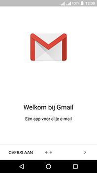 Acer Liquid Zest 4G Plus - E-mail - e-mail instellen: IMAP (aanbevolen) - Stap 4