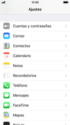 Apple iPhone 5s - iOS 11 - E-mail - Configurar Yahoo! - Paso 3
