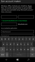 Microsoft Lumia 950 - Applicaties - Account aanmaken - Stap 13