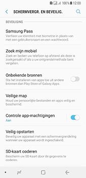 Samsung Galaxy A8 (2018) - Beveiliging en privacy - zoek mijn mobiel activeren - Stap 5