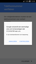 Samsung Galaxy J3 (SM-J320FN) - Applicaties - Account aanmaken - Stap 9